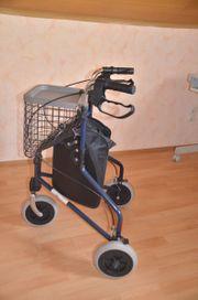 Rollator - 3 Räder -