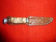 Messer von Hubertus Solingen rostfrei