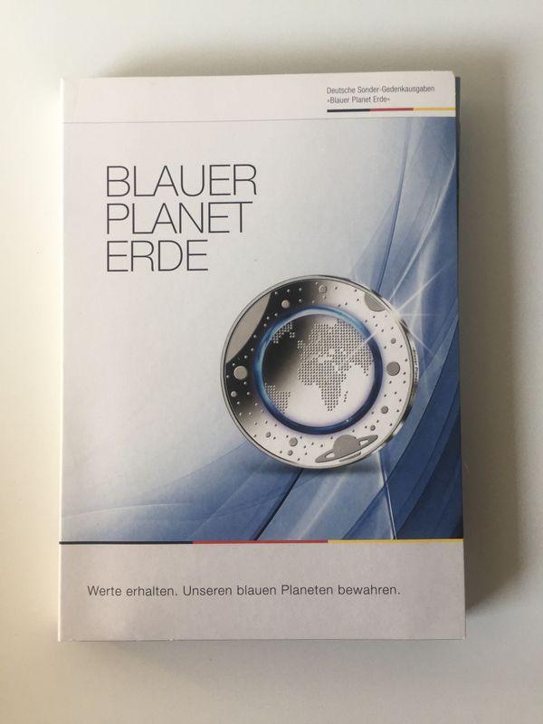 Blauer Planet Erde Sammelmünzreihe Incl 5 Münze 2016 In Monheim