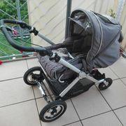 Kinderwagen Heike Hauck Maxi Cosi