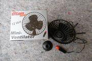 Mini Ventilator Titan Tec 12
