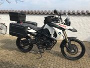 BMW F800GS - TOP
