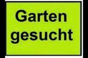 Garten zum pachten