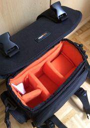 Schicke Fototasche/Kameratasche