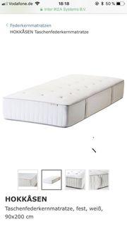 Zwei IKEA Matratzen