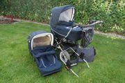 Emmaljunga Kombikinderwagen Kinderwagen Maxicosi Adapter