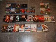 BluRay Serien und DVDs zu