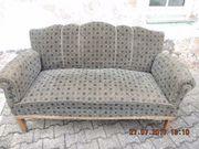 Dekoratives Altes Sofa