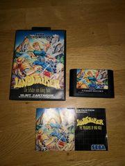 Sega Mega Drive Spiel Landstalker