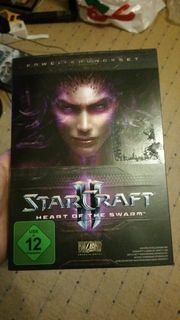 Starcraft 2 Heart of the