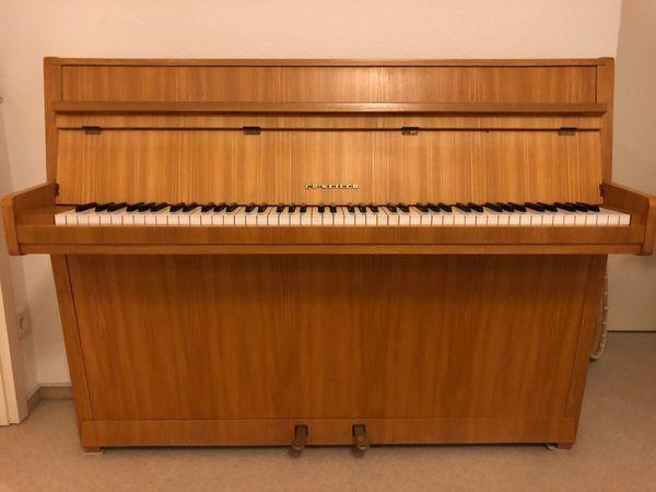 Seiler Klavier erstklassiger Klang und
