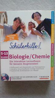 Schülerhilfe Schülerwissen, Biologie