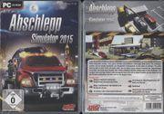Abschlepp-Simulator 2015 Neuware für PC