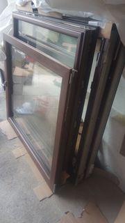2 Rehau Kunststofffenster