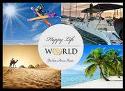 Reiseportal HappyLifeWorld
