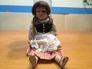 Antike Schildkröt-Puppe