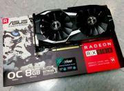 ASUS Radeon 8 GB DUAL-RX580-O8G