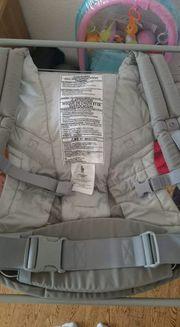 Ergobaby Babytragetrage Farbe grau