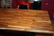 Tisch Esszimmer Holz massiv