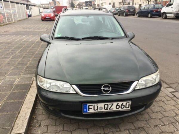 Opel Vectra 1. » Opel Vectra