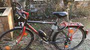 Fahrrad kettle alu