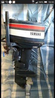 Yamaha Außenboder 25