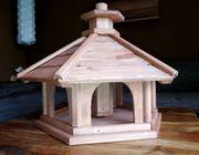 Vogelhäuschen Vogelhaus Futterhaus mit Silo