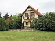 Ungarn Weinberghaus mit Aussicht auf
