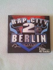 Doppel CD Rap City Berlin