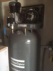 Kolbenkompressor Atlas Copco HP4