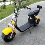 Elektrische scooter Citycoco OffRoad El-Roller