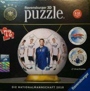 3D Puzzle Ravensburger Nationalmannschaft 2018
