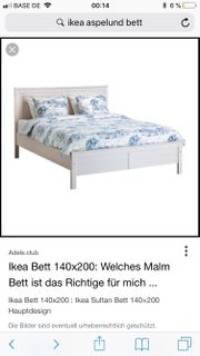 Bett Ikea Lattenrost In Königsbach Stein Haushalt Möbel