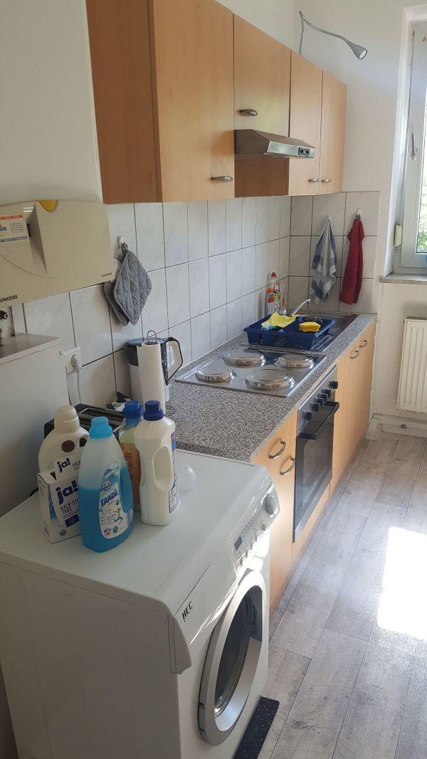 Küche inkl. Elektrogeräte und Waschmaschine in Karlsruhe ...