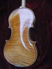 Italienische Violine frühes