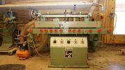 Bandschleifmaschine LZK D (