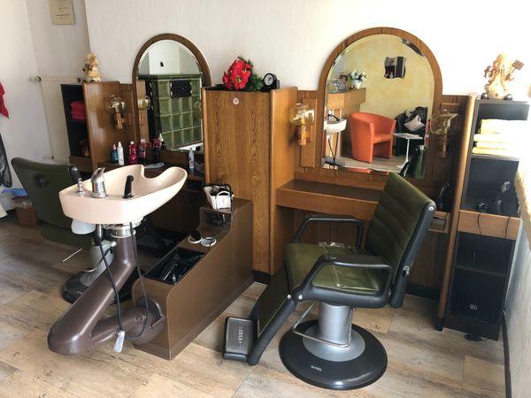 Friseur Einrichtung Günstig Gebraucht Kaufen Friseur Einrichtung