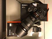 Sony Alpha a7rII a7 r2
