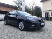 Opel Astra Turbo Limousine Braun