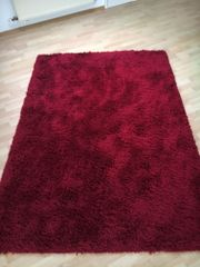 Teppich rot 1,