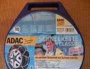 Schneeketten ADAC Größe 80 gebraucht