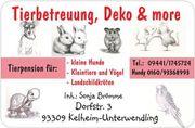 Tierbetreuung Tierpension Hundepension