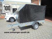 PKW Aluminium - Anhänger