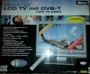 LCD TV mit DVB- T