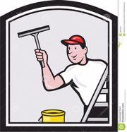 Privater Fensterputzer gesucht!