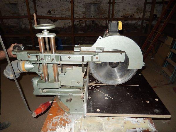 Fa. Graule Holzund » Geräte, Maschinen