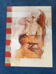 Poster Paar hochwertig 60x80cm