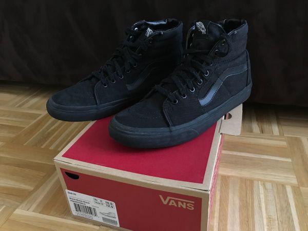 VANS Schuhe Boots Sk8-Hi Gr
