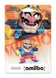 Nintendo amiibo No 32 Wario