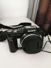 SONY Dig Fotoaparat Kamera in